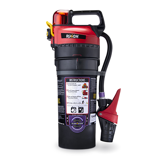 Rusoh® Eliminator® BC Fire Extinguisher