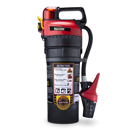 Rusoh® Eliminator® ABC Fire Extinguisher